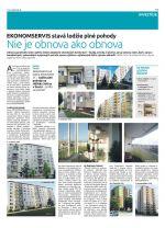 Ekonomservis, Záhorák - 14.04.2014